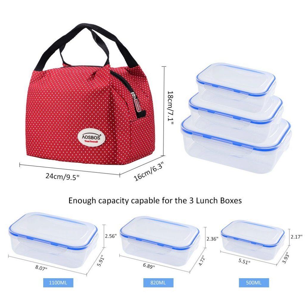 Ce que nous pensons du sac isotherme aosbos sac repas - Erreurs que pratiquement tout le monde fait en design dinterieur ...